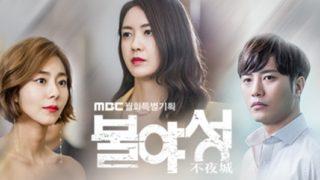 韓国ドラマ-不夜城