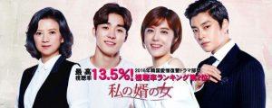 韓国ドラマ-私の婿の女
