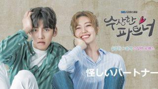 韓国ドラマ 怪しいパートナー