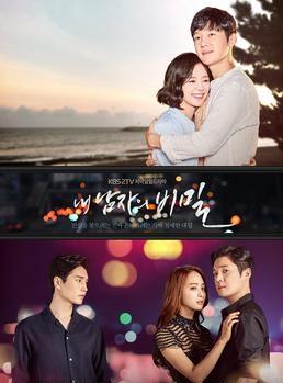 韓国ドラマ 私の男の秘密-相関図